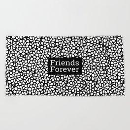 Friends Forever Beach Towel