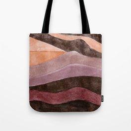 Deep Layers Tote Bag
