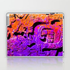 forgotten Purple Laptop & iPad Skin