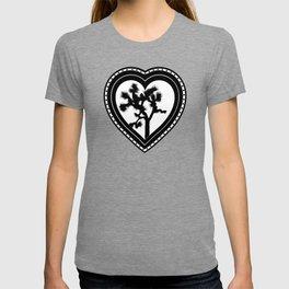 Heart of the Hi-Desert™ Joshua Tree by CREYES T-shirt