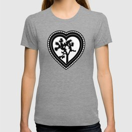 Heart of the Hi-Desert™ Joshua Tree by CREYES T-shirt