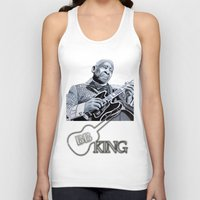 jazz Tank Tops featuring Jazz by ink0023