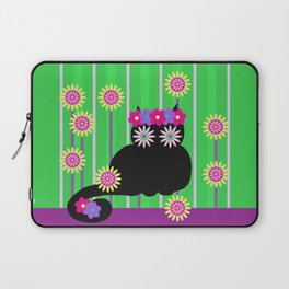 Daisy Eyes Laptop Sleeve