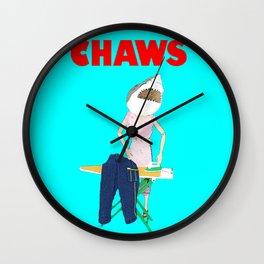 Chaws! Wall Clock