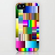 Sharpie Crazy iPhone SE Slim Case