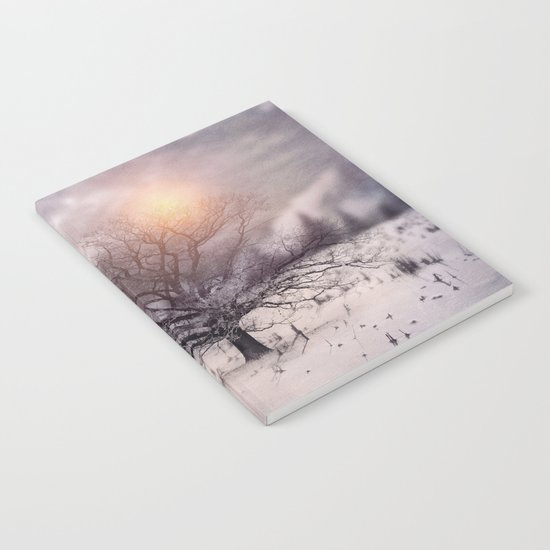 Lone Tree Love II Notebook