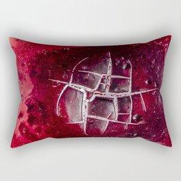 ArtCore CRecks Rectangular Pillow
