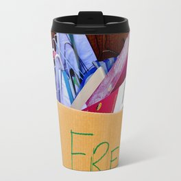 Straight Out Of The Closet Travel Mug