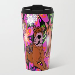Networking With The Besties Travel Mug