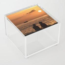 Tranquil Friends Acrylic Box