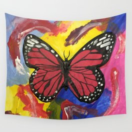 Butterfly Series #1 Wall Tapestry