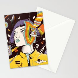 The Overthinker Stationery Cards
