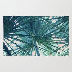 Tropical Palm #society6 #buyart #home #lifestyle Rug