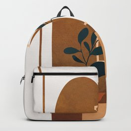 Modern Abstract Art 50 Backpack