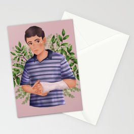 Evan Stationery Cards