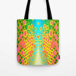 Engage Plasma Beam Tote Bag