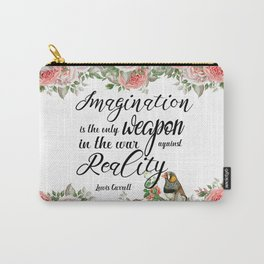 War Against Reality Carry-All Pouch