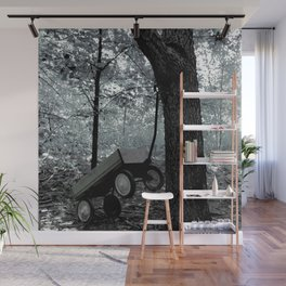 Childhood Recollections Wall Mural