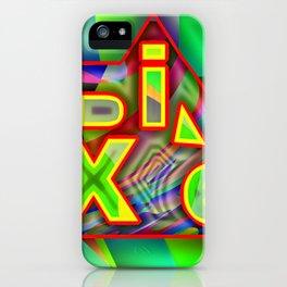 Dix.e #1 iPhone Case