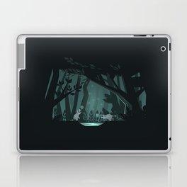 Chasing fireflies Laptop & iPad Skin