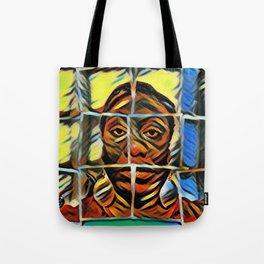 Digital Art Photography: Hope Unashamed Tote Bag