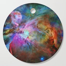 Orion Nebula 2 Cutting Board