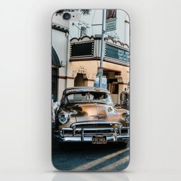 car show iPhone Skin