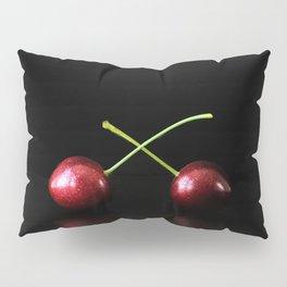Two Cherries Pillow Sham
