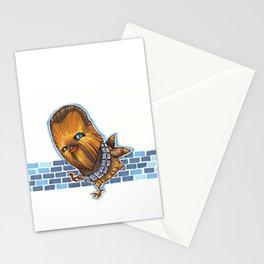 Chicken Chewbacca Stationery Cards