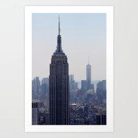 South New York City Art Print