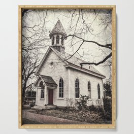 Baptist Memorial Chapel 2 Serving Tray