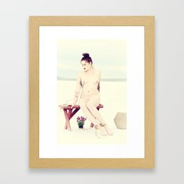 """Bound Desolation"" #1 Framed Art Print"