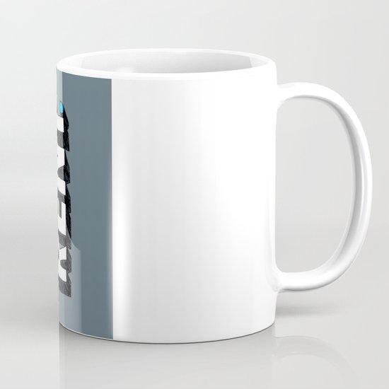 Dues Before Rent Mug