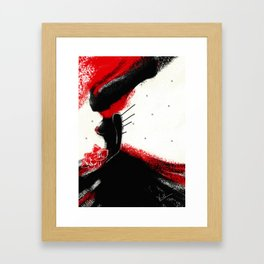 Lonely Souls Framed Art Print