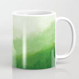 Abur on Green Coffee Mug