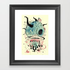ET Explorer Framed Art Print