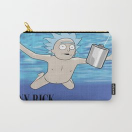 Tiny Rick Let Me Out Carry-All Pouch