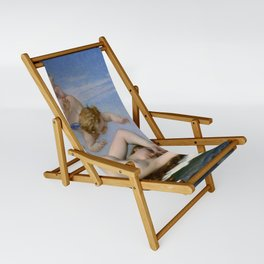 """Alexandre Cabanel """"The Birth of Venus"""" (1863) Sling Chair"""