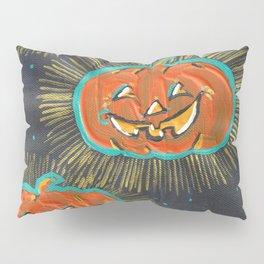 Glowing Jacks Pillow Sham