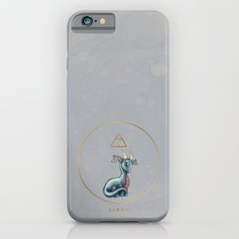 Baby Libra - The Baby Zodiac Collection iPhone Case