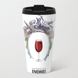 #4 In the Presence of My Enemies Travel Mug