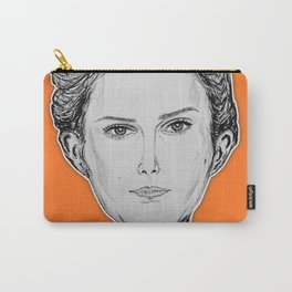 (The Most Beautiful Woman - Natalie Portman) - yks by ofs珊 Carry-All Pouch