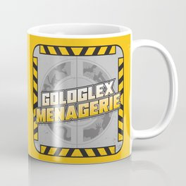 Black Ocean: Gologlex Menagerie Coffee Mug