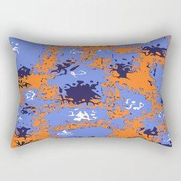 l'Organe abstrait Rectangular Pillow