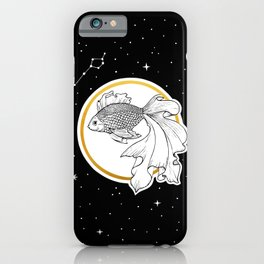 Pisces [Horoscope Collection] iPhone Case