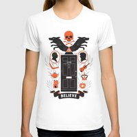 221b T-shirts featuring 221B by aWharton