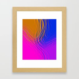 SUBMITTION Framed Art Print