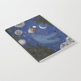 Where my Flower Grows Notebook