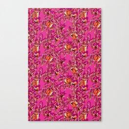 Glam Tack Canvas Print
