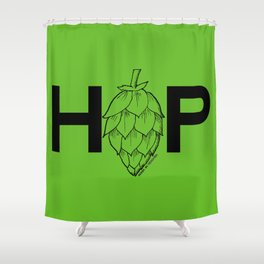 Hop Shower Curtain